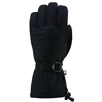 Seirus Heatwave Gore-Tex Shred Gloves, Black, viewer