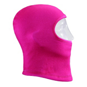 Seirus Prints Kids Balaclava, Berry, medium