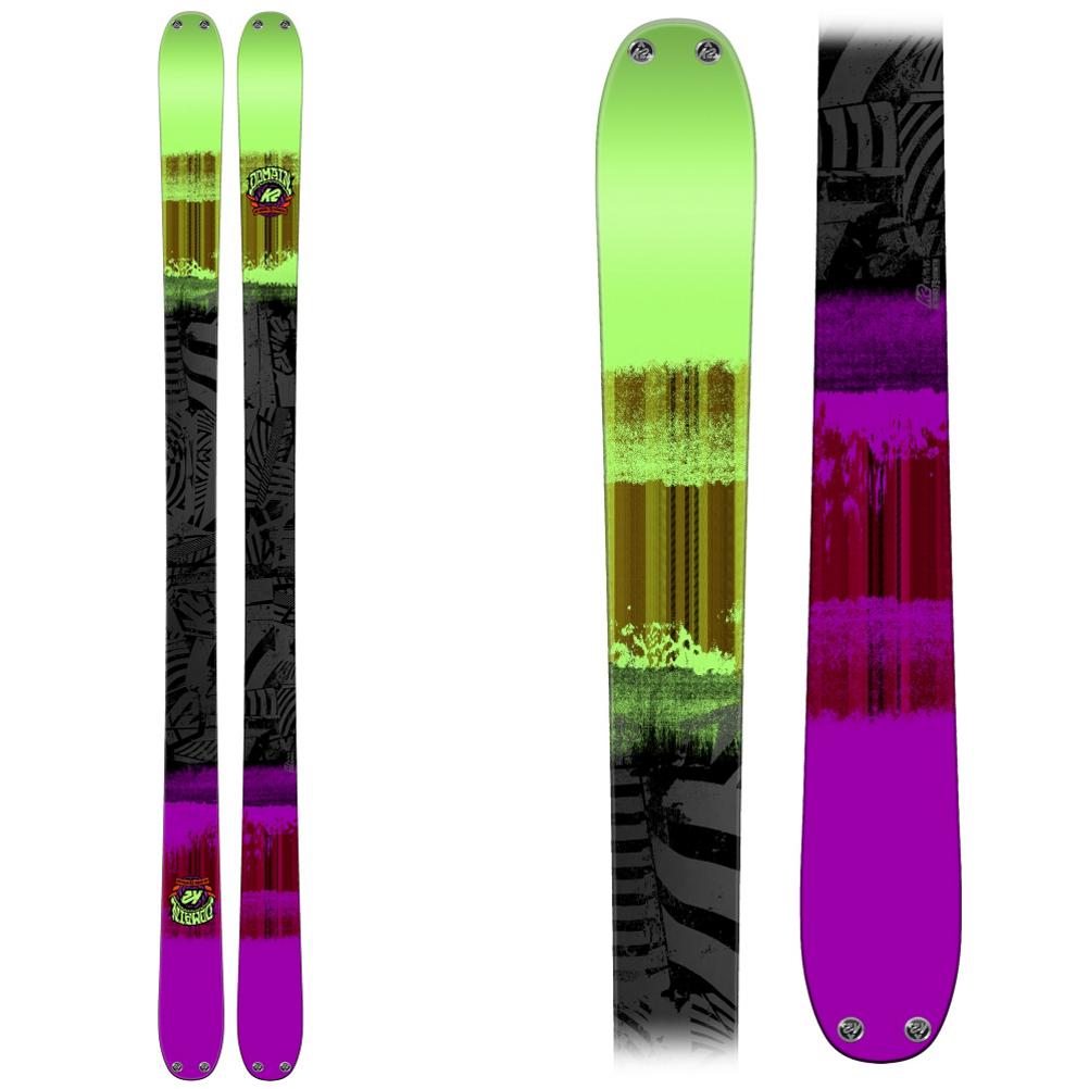 K2 Domain Skis 2015