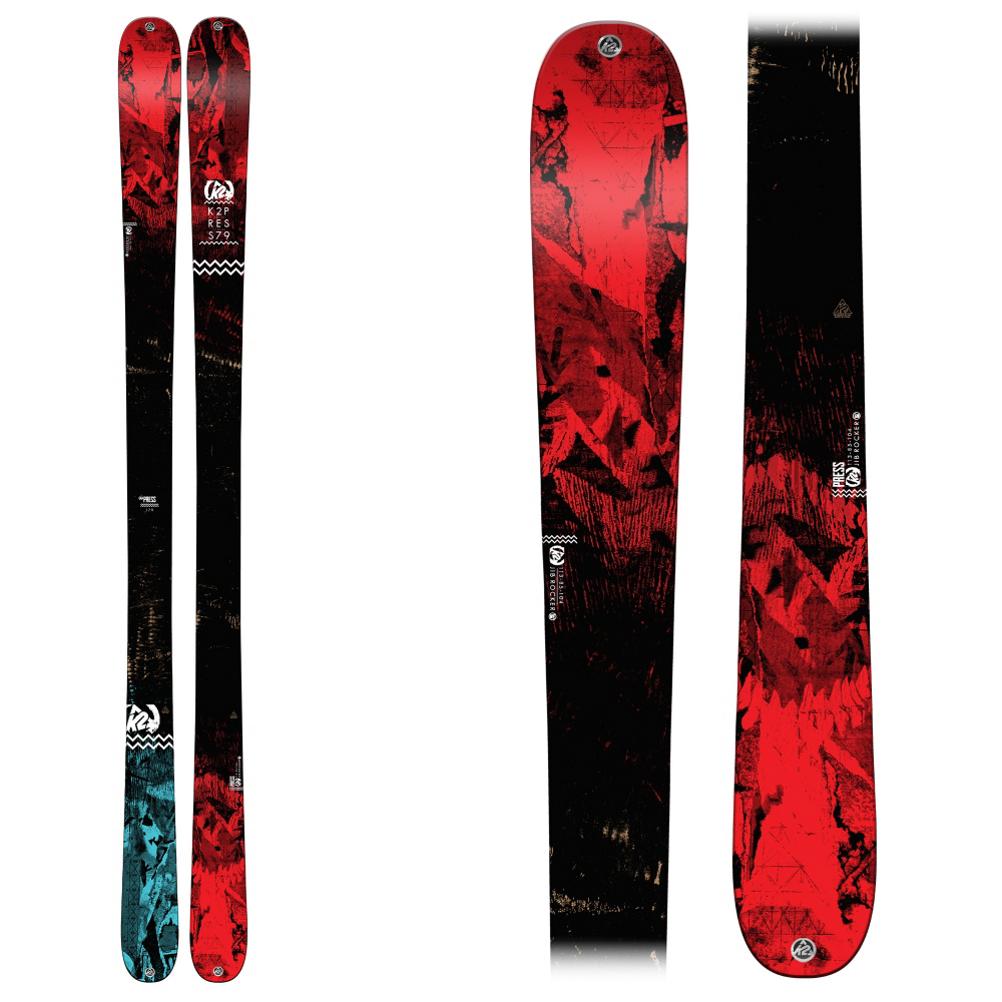 K2 Press Skis 2015