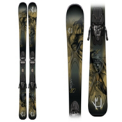 K2 Potion 80X Womens Skis with ER3 10.0 TC Bindings 2015, , medium