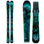 K2 Potion 84 Xti Womens Skis with ERC 11.0 TC Bindings, , medium