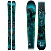K2 Potion 84 Xti Womens Skis with ERC 11.0 TC Bindings, , medium