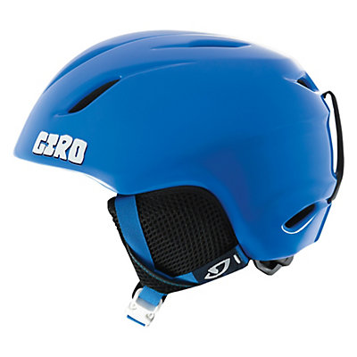 Giro Launch Kids Helmet, Blue Penguins, viewer
