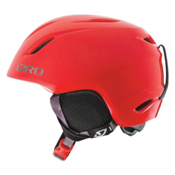 Giro Launch Kids Helmet, Glowing Red Camo, medium