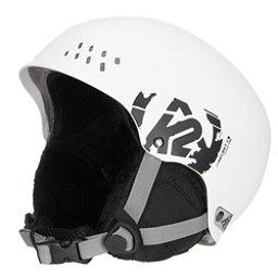 K2 Phase Pro Audio Helmet, White, 256