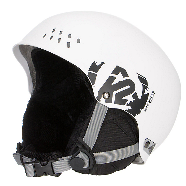 K2 Phase Pro Audio Helmet, White, 600
