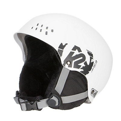 K2 Phase Pro Audio Helmet, White, viewer