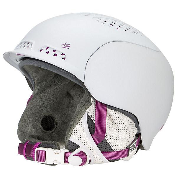 K2 Virtue Womens Audio Helmet, White, 600