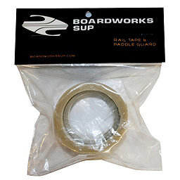 Boardworks Surf Rail and Paddle Tape 2017, Clear, 256