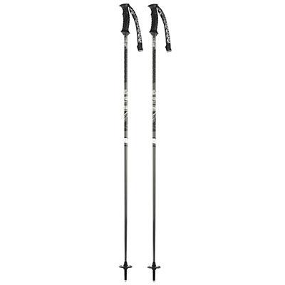 K2 Power 7 Ski Poles, Gray, viewer