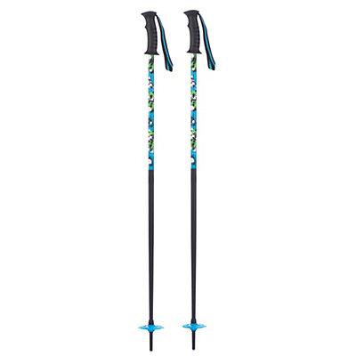 K2 Decoy Kids Ski Poles, Black, viewer