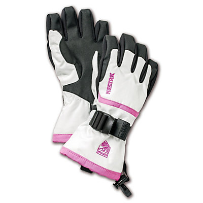 Hestra CZone Gauntlet Girls Gloves, , viewer