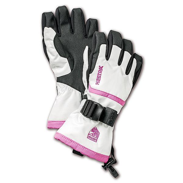 Hestra CZone Gauntlet Girls Gloves, , 600