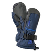 Hestra Czone Gauntlet Kids Mittens, Navy-Blue, medium