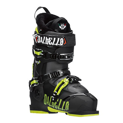 Dalbello KR Lupo 110 Ski Boots, Black-Anthracite, viewer