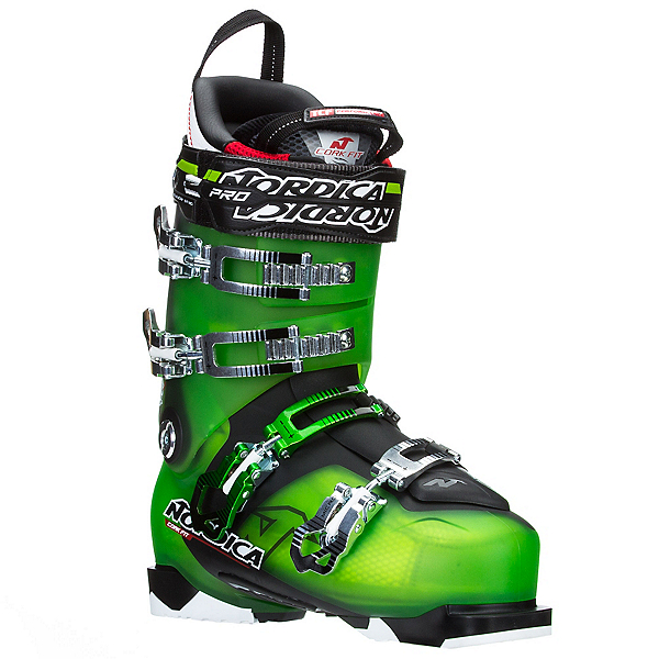 Nordica NRGy Pro 1 Ski Boots, Green, 600