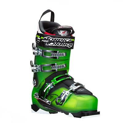 Nordica NRGy Pro 1 Ski Boots, Green, viewer