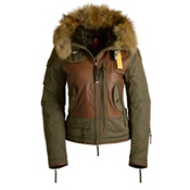Parajumpers Tiger Womens Jacket, Army, medium