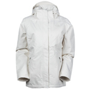 The North Face Inlux Womens Insulated Ski Jacket, Gardenia White, medium