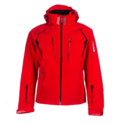 Descente Swiss WC Mens Insulated Ski Jacket, Electric Red, medium