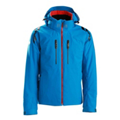 Descente Titus Mens Insulated Ski Jacket, Cobalt-Blue, medium