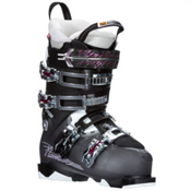 Nordica NXT N2W Womens Ski Boots, Black, medium