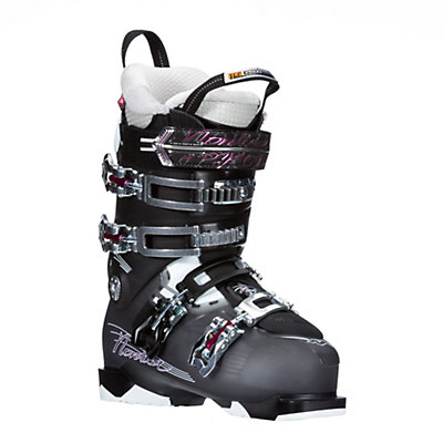 Nordica NXT N2W Womens Ski Boots, Black, viewer