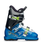 Nordica Team 3 Kids Ski Boots 2017, Blue-Black-White, medium