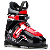 Nordica Team 2 Kids Ski Boots 2017, Black, medium