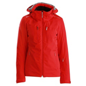Descente Becca Womens Insulated Ski Jacket, Electric Red, medium