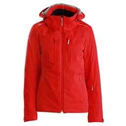 Descente Becca Womens Insulated Ski Jacket, Electric Red, 256