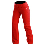 Descente Selene Womens Ski Pants, Electric Red, medium