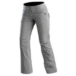 Descente Selene Womens Ski Pants, Monotone Glen Check, 256