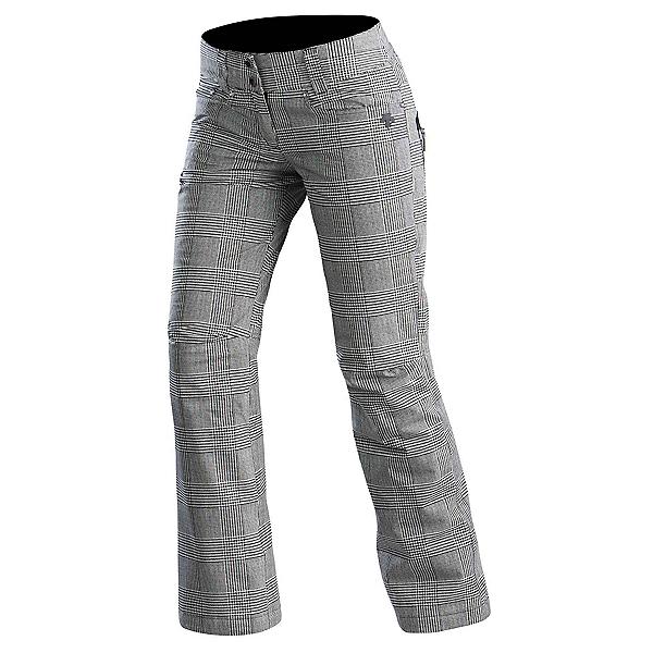 Descente Selene Womens Ski Pants, Monotone Glen Check, 600