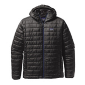 Patagonia Nano Puff Hoody Jacket, Black, medium