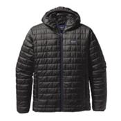 Patagonia Nano Puff Hoody Jacket, Black, medium