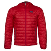 Patagonia Nano Puff Hoody Jacket, Cochineal Red, medium