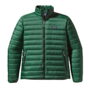 Patagonia Down Sweater Jacket, Malachite Green, medium