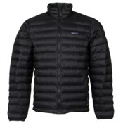 Patagonia Down Sweater Jacket, Black, medium