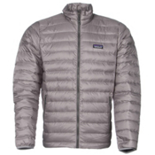 Patagonia Down Sweater Jacket, Feather Grey-Forge Grey, medium