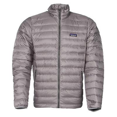 Patagonia Down Sweater Jacket, Black, viewer