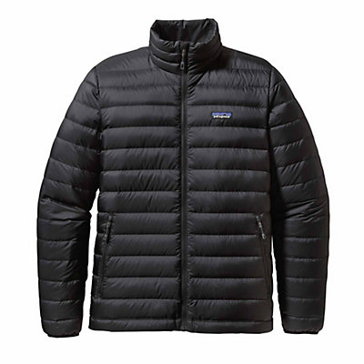Patagonia Down Sweater Mens Jacket, Black, viewer