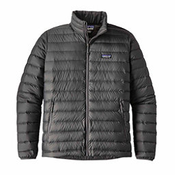 Patagonia Down Sweater Mens Jacket, Forge Grey, 256