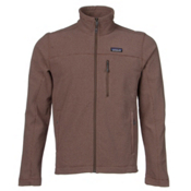 Patagonia Oakes Mens Jacket, Ash Tan, medium