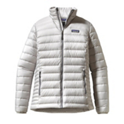 Patagonia Down Sweater Womens Jacket, Tailored Grey, medium