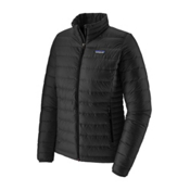Patagonia Down Sweater Womens Jacket, Black, medium