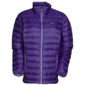 Patagonia Down Sweater Womens Jacket, Concord Purple, medium