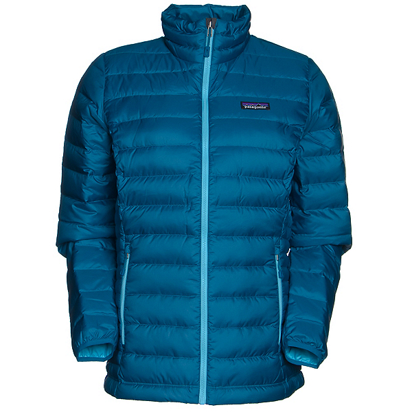 Patagonia Down Sweater Womens Jacket, Underwater Blue, 600