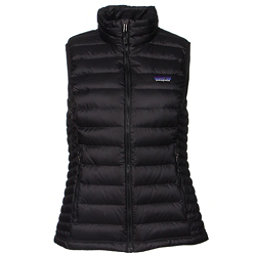 Patagonia Down Sweater Womens Vest, Black, 256